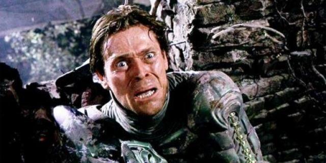 willem dafoe spider-man green goblin