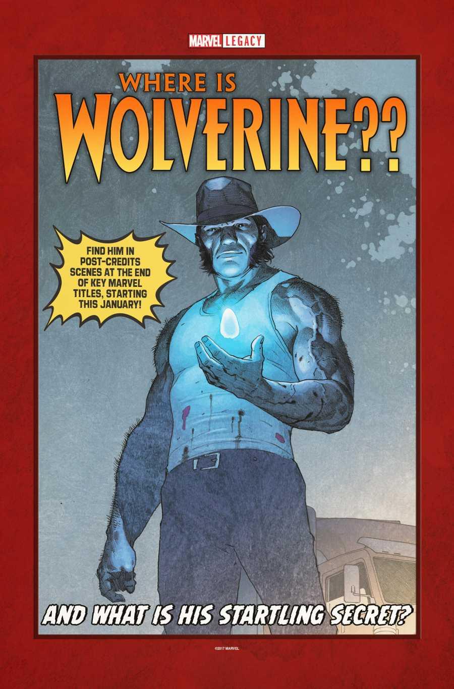 Wolverine Post-Credits Teaser