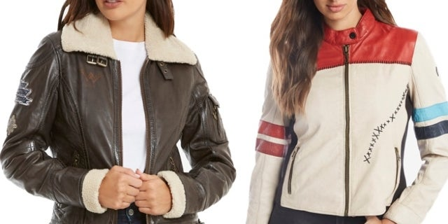 wonder-woman-harley-quinn-leather-jackets