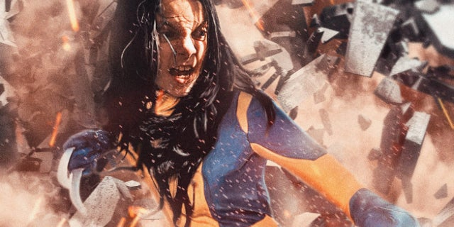 X-23 Becomes All-New Wolverine by masaolab-dbuipp1