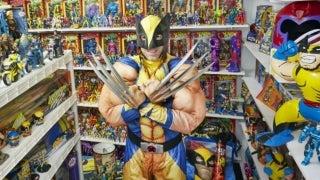 X-Men Guinness World Record