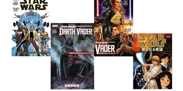 amazon-star-wars-graphic-novel-sale