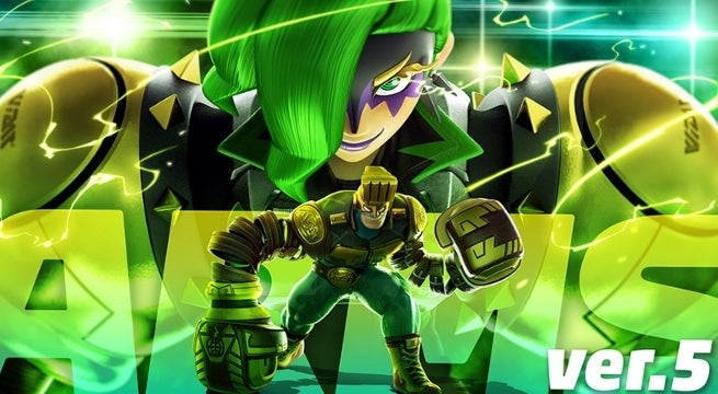 ARMS content support ends with today's 5.0 update, but balancing will continue
