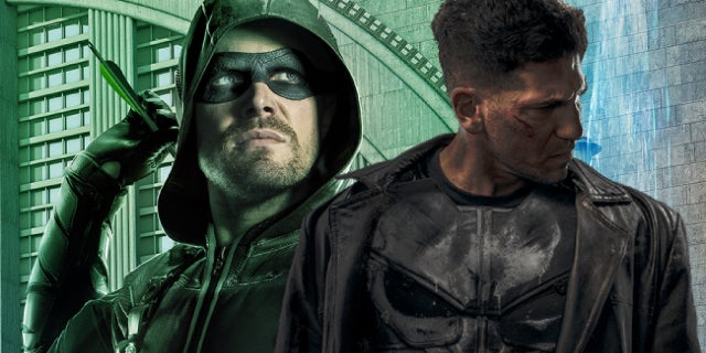 arrow the punisher