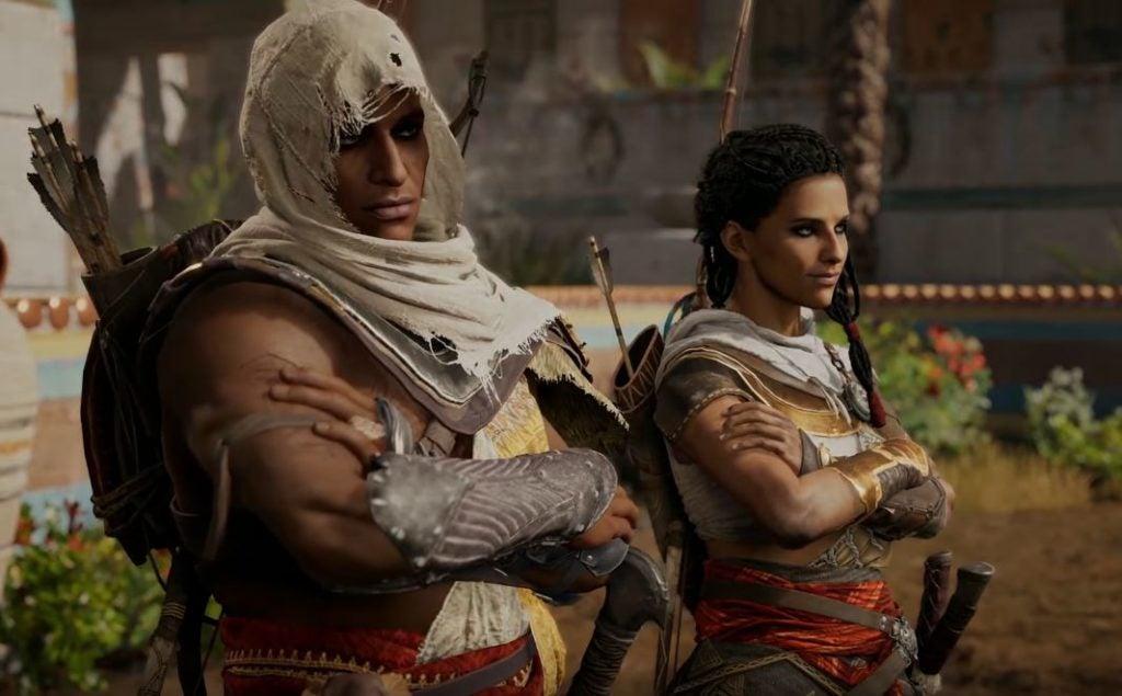 Assassin S Creed Origins Cat