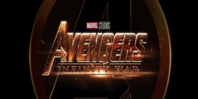 Avengers Infinity War trailer logo