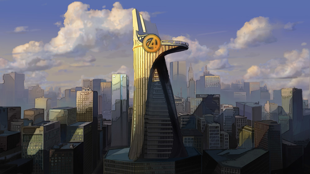 Avengers Tower Baxter Building Fox Disney Deal Meme