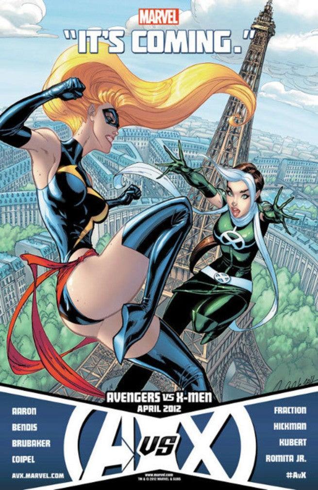 Avengers X-Men - Fox Disney - Archangel Vs Daredevil