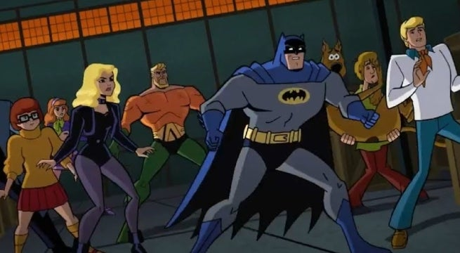 batman brave and the bold scooby doo