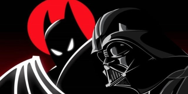 Batman Darth Vader comicbookcom