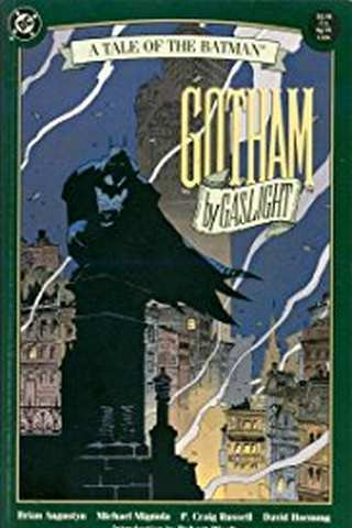 Batman: Gotham By Gaslight movie poster image