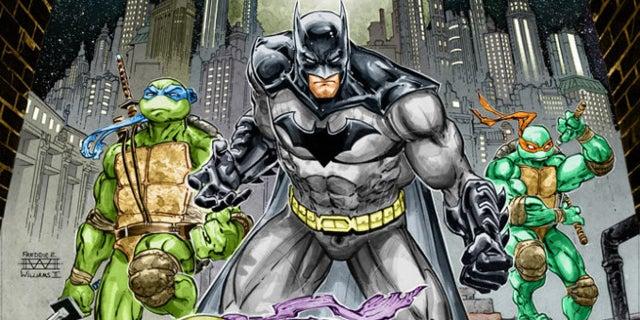 Batman Team Up - BPRD