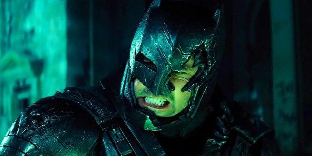 Batman v Superman Martha Moment Scene