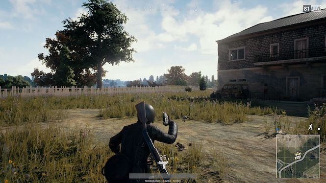 PlayerUnknown's Battlegrounds Is Aiming for 60fps on Xbox One X