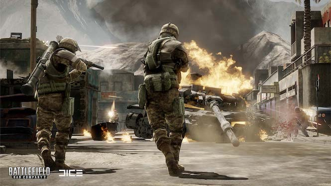 Bad Company 3 is next Battlefield game claims insider