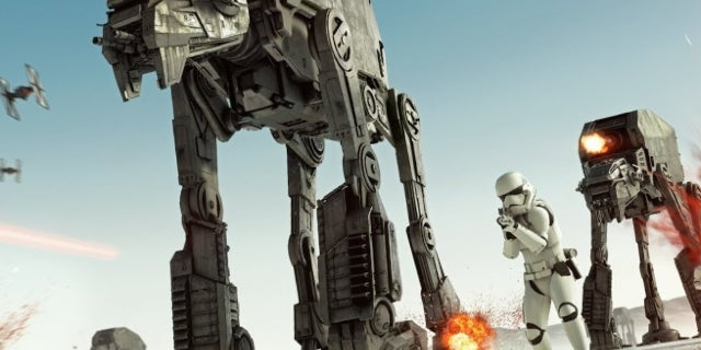 Star Wars Battlefront II is on Sale Just in Time for The Last Jedi