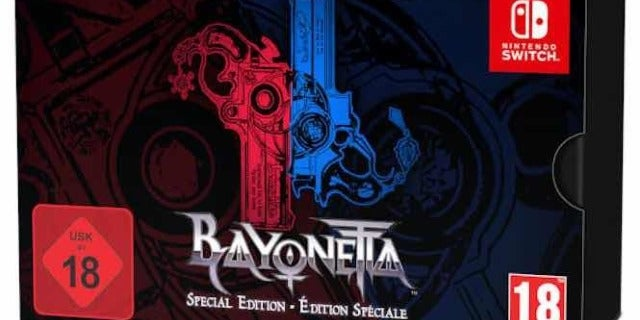 Bayonetta Special