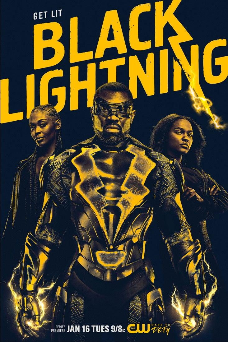 Black Lightning TV Series Key Art 2