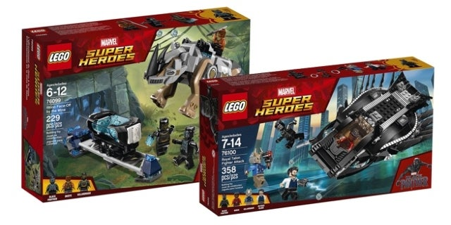 black-panther-lego-sets