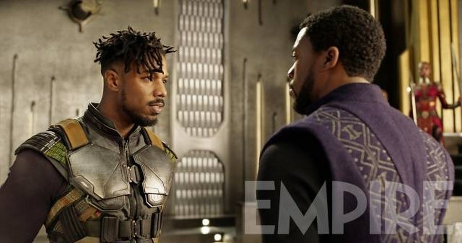 Black Panther Movie 01