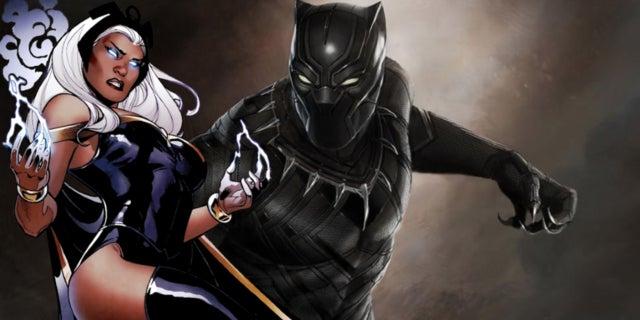 Black Panther Storm