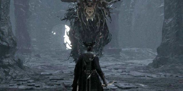 bloodborne great beast