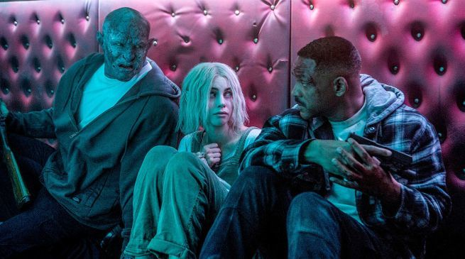 Will Smith's Netflix film 'Bright' is getting a sequel