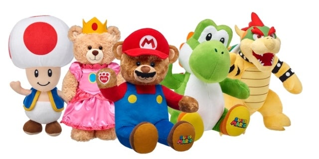 build-a-bear-nintendo