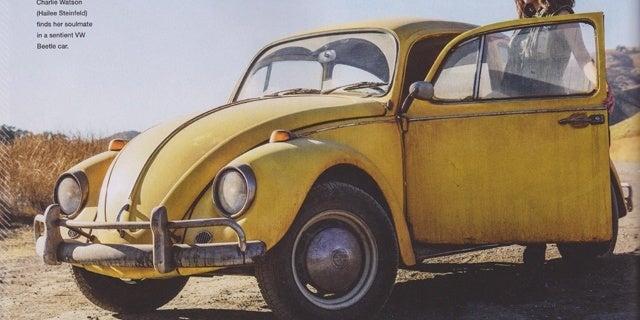 Bumblbee-Spinoff-Volkswagon-Beetle