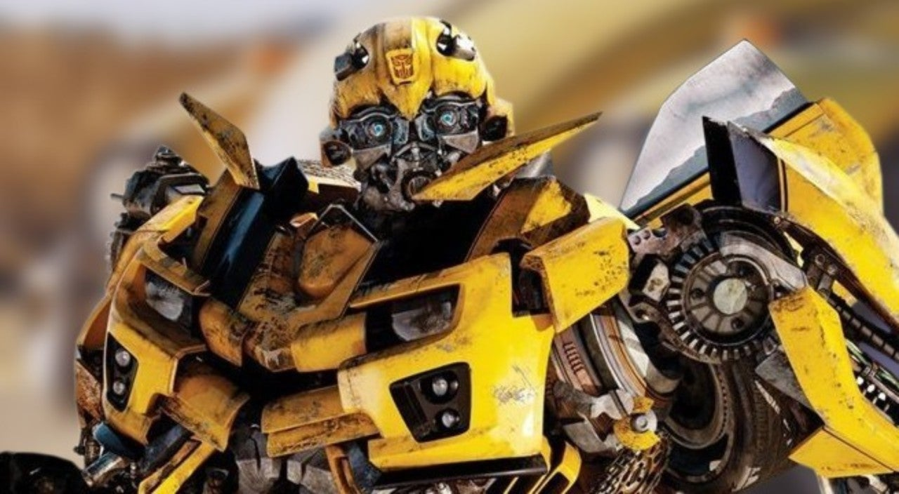 bumblebee first official teaser trailer is coming tomorrow halloween trailer set for friday. Black Bedroom Furniture Sets. Home Design Ideas