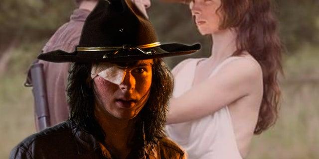 Carl Death Lori Troll