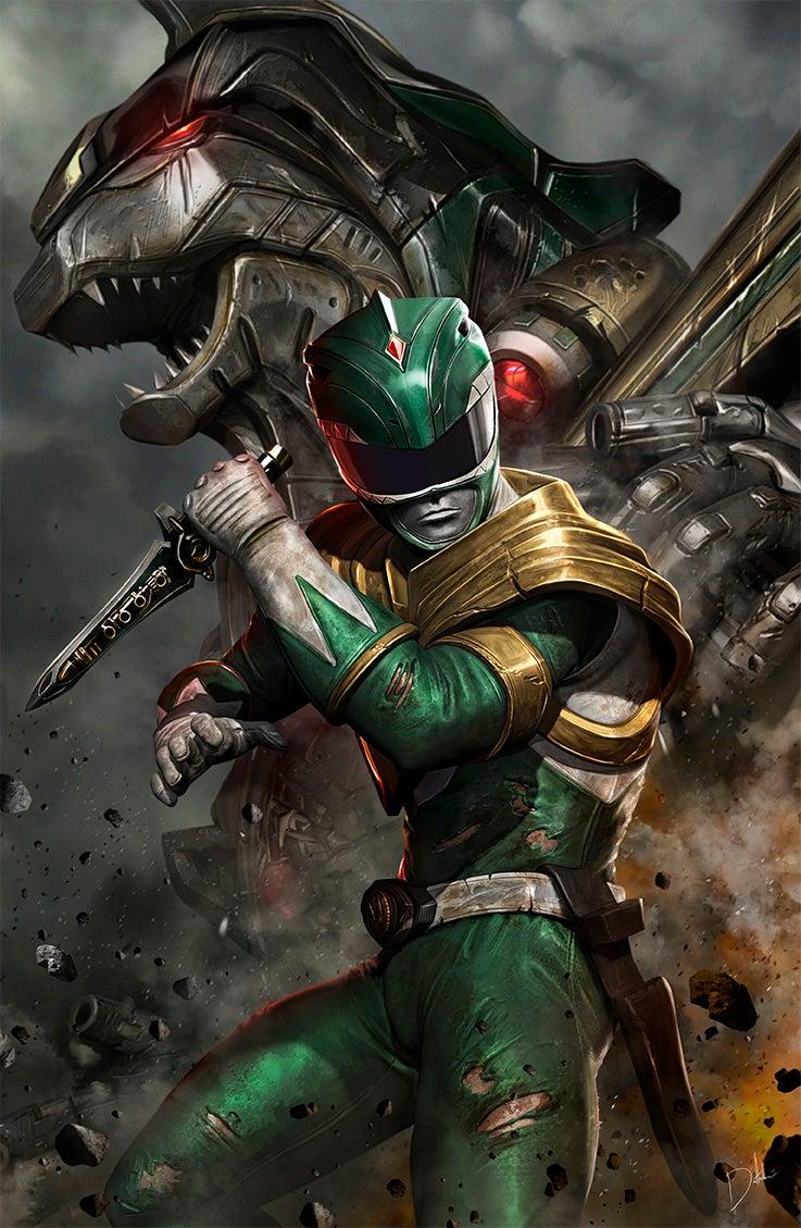 Carlos-Dattoli-Green-Ranger-Print