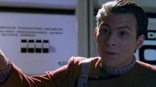 Christian Slater Star Trek VI