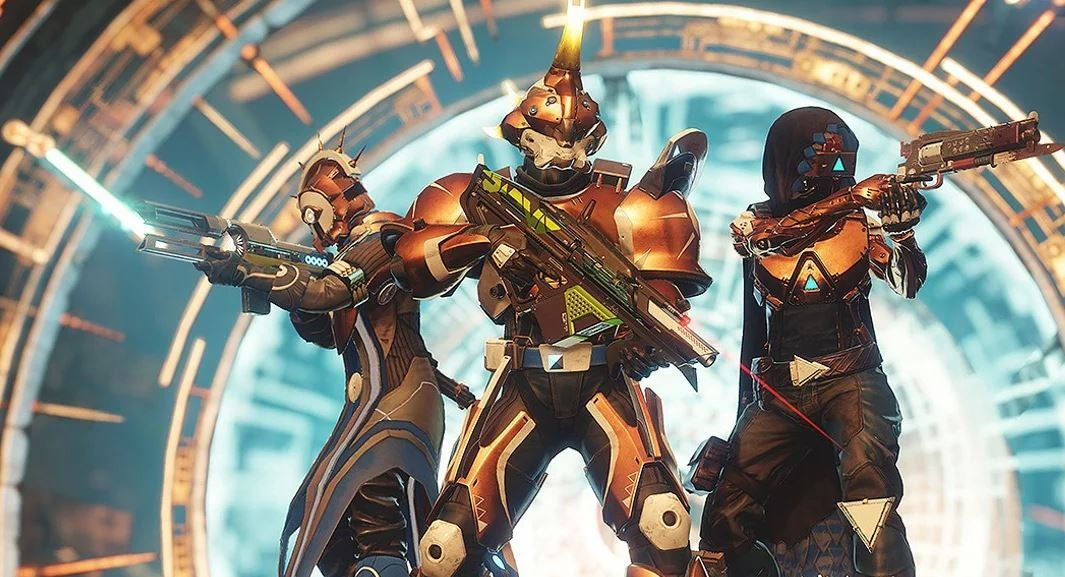 Bungie shows off new Destiny 2 weapon changes, adds new vendor rewards
