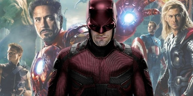 Daredevil Avengers Crossover