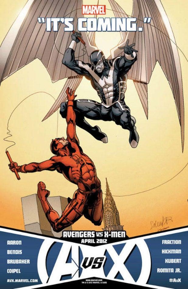daredevil vs archangel