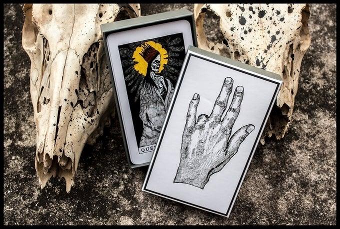 dark souls tarot deck