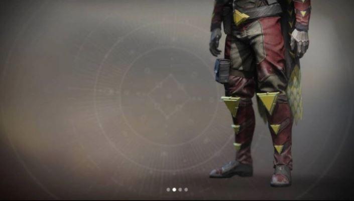 Destiny 2 armor 4