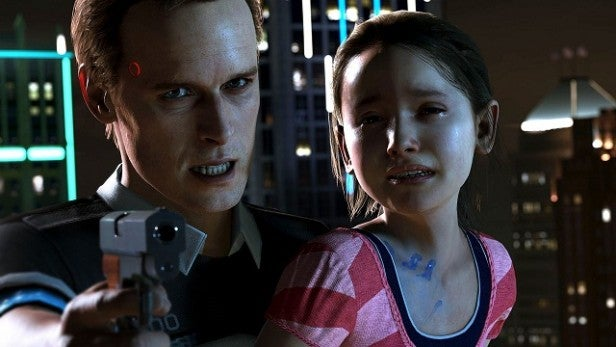 UK MPS and campaigners call Detroit: Become Human