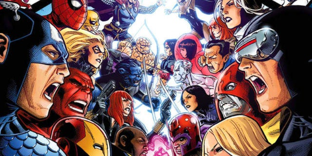 Disney Fox Deal X-Men Marvel Cinematic Universe