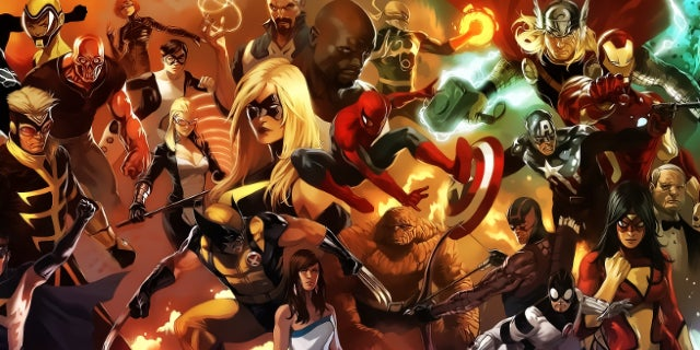 Disney Marvel Fox Universe by aspersio-d4dis4x