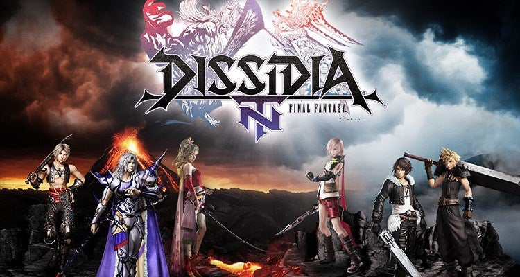 how to download dissidia beta