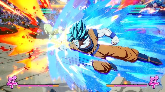 Dragon Ball Fighterz will have an open beta in January
