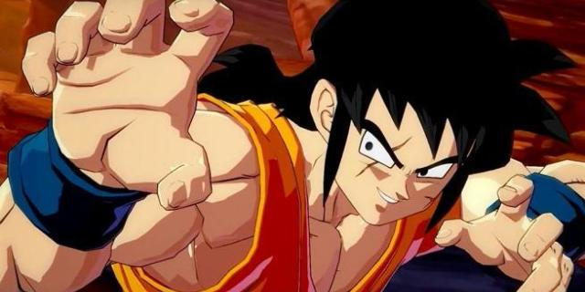 Dragon Ball FighterZ Yamcha