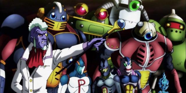 Dragon Ball Super Universe 3 Aniraza