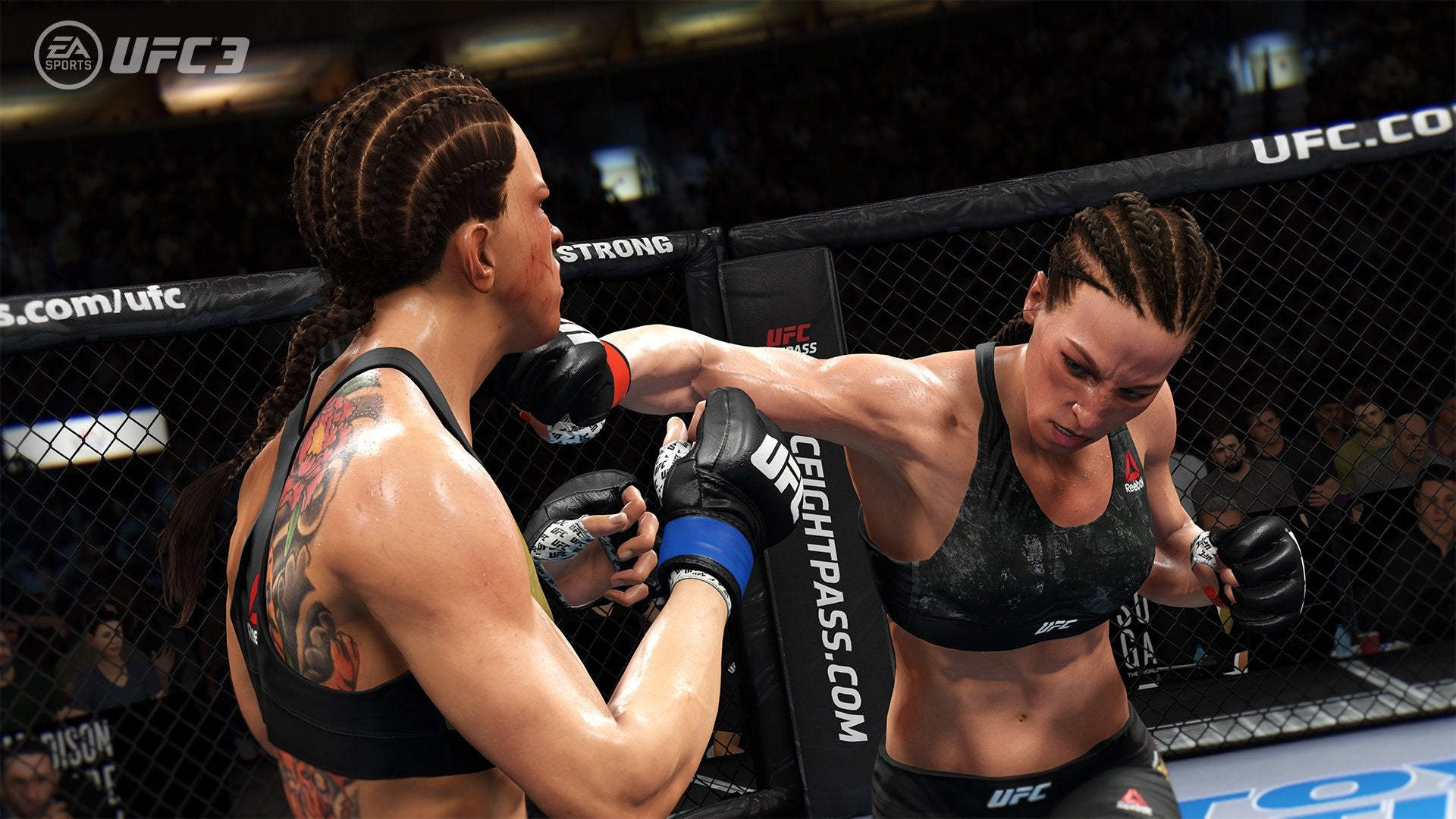 EA Sports UFC 3 beta now available for all