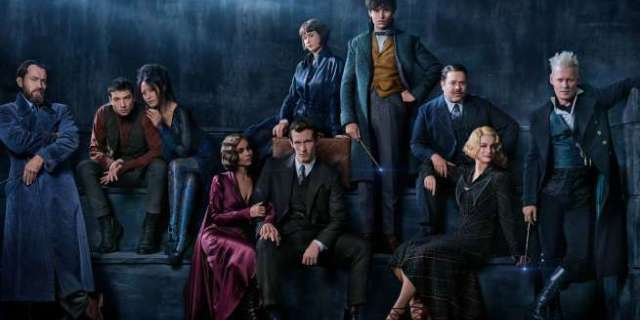 Fantastic Beasts 2 Wraps Production