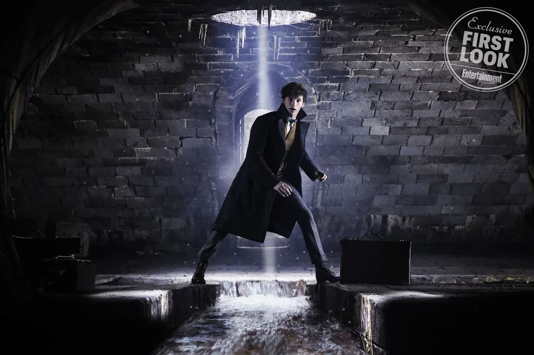 Danger Lurks in Brand New 'Fantastic Beasts' Sequel Photo