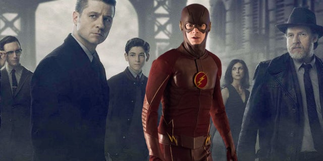 flash gotham arrowverse