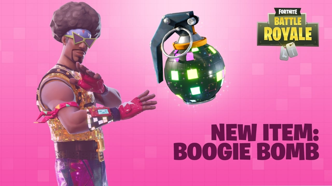 Fortnite Removes Boogie Bomb After Unlimited Weapons Glitch Discovered Game